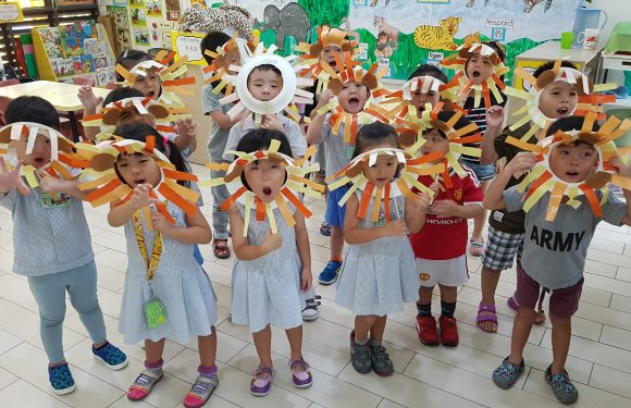 Nursery English Speech & Drama
