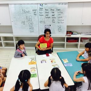 P1 English and Chinese Prep Programme