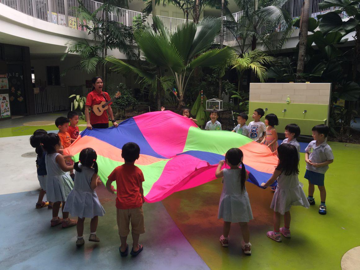 Nursery English Speech & Drama
